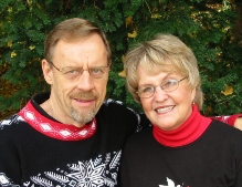 Carl and JoLynn Krause